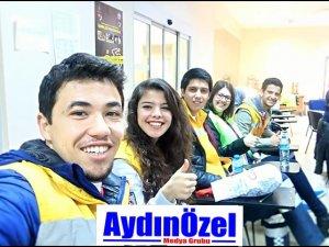"""ADÜ Öğrencileri """"3. UNİ-RALLİ""""den Ödülle Döndü"""