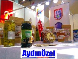 AYTO, Aydın İnciri'ni Samsun'da Tanıttı