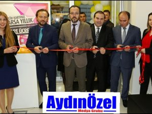 ADÜ'de Vakıfbank Şubesi Açıldı