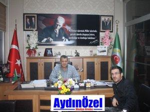 İncirliova Ziraat Odası Başkanı Ali KAYKI İle Röportaj