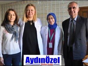 Nazilli'de Kadınlara kanser Bilgilendirmesi