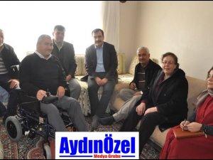 Mehmet ERDEM Engelli Vatandaşı Sevindirdi