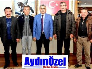 MHP Teşkilatı, Başkan ALICIK İle Buluştu