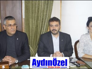 Aydın AK Parti İl Başkanlığı Kahvaltıda Buluştu