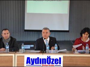 KUŞADASI MECLİSİ GÜZELÇAMLI'DA TOPLANDI