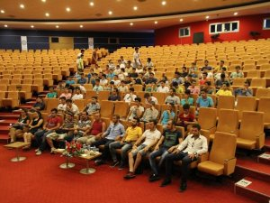 82 Misafir Öğrenci ADÜ'yü Ziyaret Etti