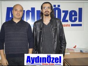 ADÜ Tıp Fakültesi Arş. Gör. Mehran AKSEL Röportajı