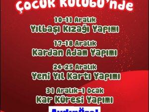 FORUM AYDIN YENİ YIL COŞKUSU BAŞLIYOR!