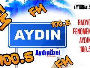 RADYO FENOMEN AYDIN 100.5 YAYINDA!