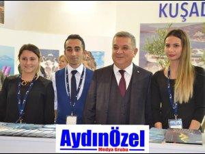 Kuşadası Travel Türkey'de Temsil Edildi