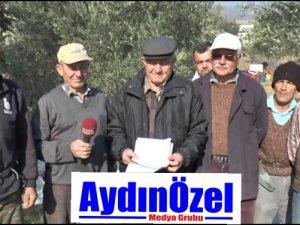 Aydın Vatan Partisi : ÇiftçiTopraklarını Kaybediyor