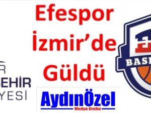 Efespor İzmir'de Güldü