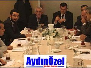 Burak PEHLİVAN, BŞB Meclis Üyelerini Topladı