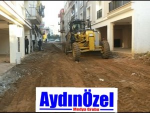 Efeler'de 2160 Sokak Yenileniyor