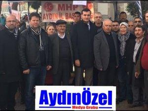 MHP Aydın Teşkilatı Şehitler İçin Lokma Döktürdü