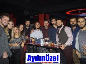 Aydın'ın Yeni Eğlence Mekanı Club Ruj Açıldı…