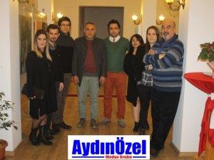 Aydın'da Usta ve Genç Kuşak Çağdaş Sanat Sergisi Açıldı