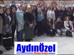 Söke Sağlık MYO, Tıp Müzesine Gezi Düzenledi
