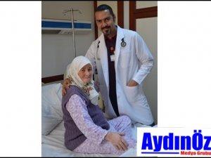 Anjiyo ile Hasta, İki Ameliyattan Kurtuldu