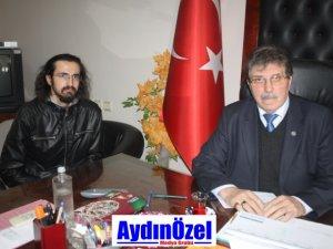 Aydın Fırıncılar Odası Başkanı Kemal AKDAĞ Röportajı