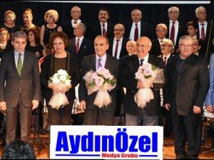 Nazilli'de Egeli Bestekârlar Konseri Büyüledi