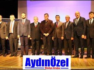 ADÜ'de Çİftçi Örgütlenmesi Kooperatifçilik Paneli