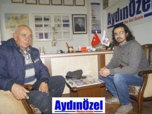 Güneşspor Kulüp Başkanı M. Esat YILDIRIM Röportajı