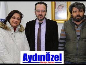 Diyabet Tedavisi Gören Hastadan Rektöre Ziyaret