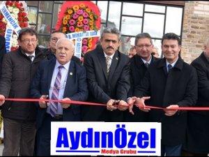 Nazilli'de Hangarlar Törenle Hizmete Açıldı