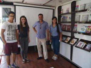 AYTO Öğrenci Yurtlarını Tanıttı