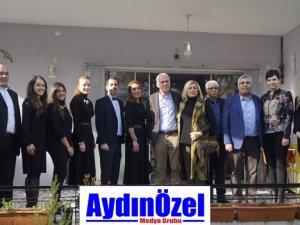 Aydın ARABACI : Gaziantep'ten Ünlü Bir Tatlı Ustası Getirttik +-