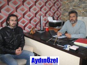 Mehmet TÜRKOĞLU : Aydın'da Yenilik Yapan 3-5 Kişiden Birisiyim +-