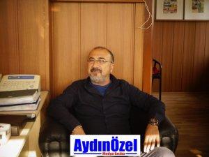 Göksel ÖZDEMİR : Aydın'daki Yetenekli Çocuklar Dışarıda Futbolcu Oluyor +-