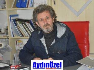 Mehmet Ali TOPRAK : Mimar Sinan Okulu İş Yeri Temsilcisiyim +-
