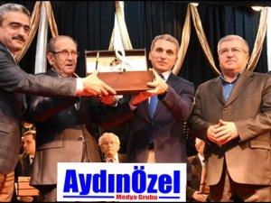 Nazilli'de Klasik Türk Musikisi Kulakların Pasını Sildi