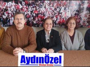 Aydın Vatan Partisi : Çalışmamız Yasaklandı