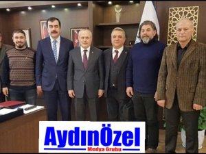 ERDEM ve KAYALI Kayan Evler İçin Ankara'da Çözüm Aradı