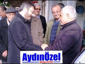 Ak Parti'li Ömer ÖZMEN'den Bozdoğan Çıkartması