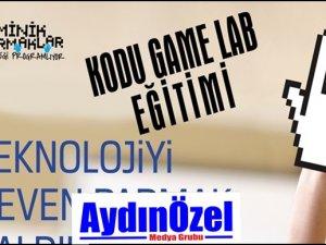 Söke'de Kodu Game Lab Kursu Açılıyor