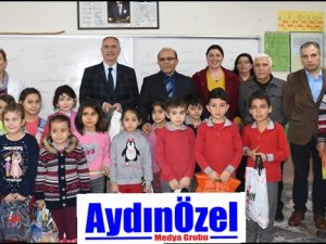 Başkan Kale Duyarlı Öğrencileri Ödüllendirdi