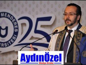 ADÜ 25. Yıl Atama ve Yükseltme Töreni Gerçekleştirildi