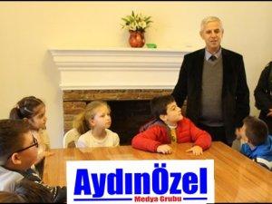 Başkan TOYRAN Söke Çocuk Meclisi Yürütme Kurulunun Konuğu Oldu