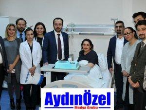 ADÜ Diş Hekimliği Fakültesi 1000. Hastasını Tedavi Etti