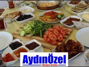 Germencik Belediyesi Çaydanlı Kafe Kahvaltı Servisine Başladı
