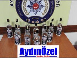 Kaçak-Sahte İçki Ticareti Yapan Şahıslara Yönelik Çalışmalar Devam Ediyor