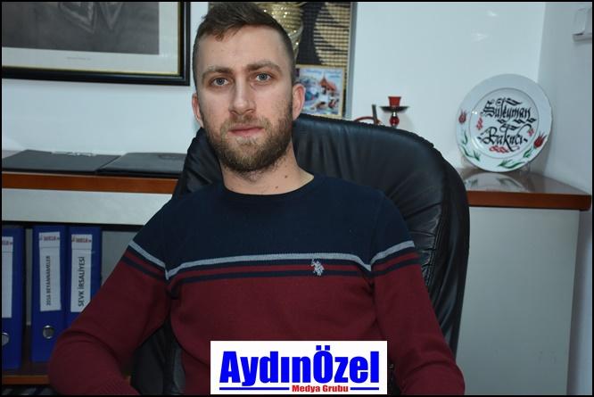 Söke Bakırcılar AVM Sahibi Süleyman BAKIRCI Röportajı
