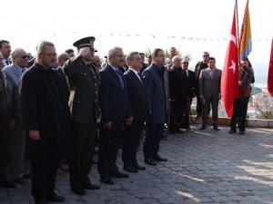 ATATÜRK'ÜN KUŞADASI'NA GELİŞİNİN 93'ÜNCÜ YILDÖNÜMÜ KUTLANDI