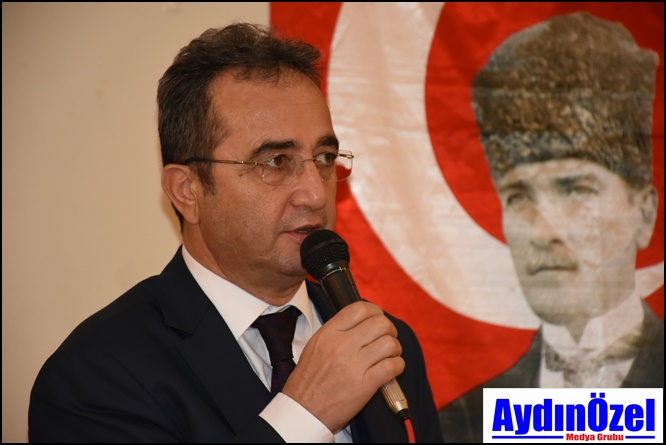CHP Aydın Milletvekili Bülent TEZCAN Söke'de Panelde Konuştu