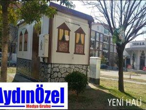 DEMİRCİ MEHMET EFE PARKI'NDAKİ TRAFO DEKORATİF BOYANDI