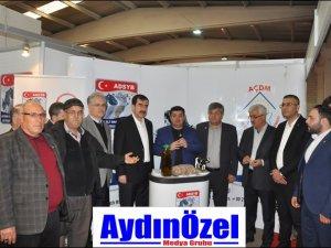 AK Parti Aydın Milletvekili Mehmet Erdem, Aydın Tarım Gıda ve Hayvancılık Fuarı ziyaretinde Müjde verdi.